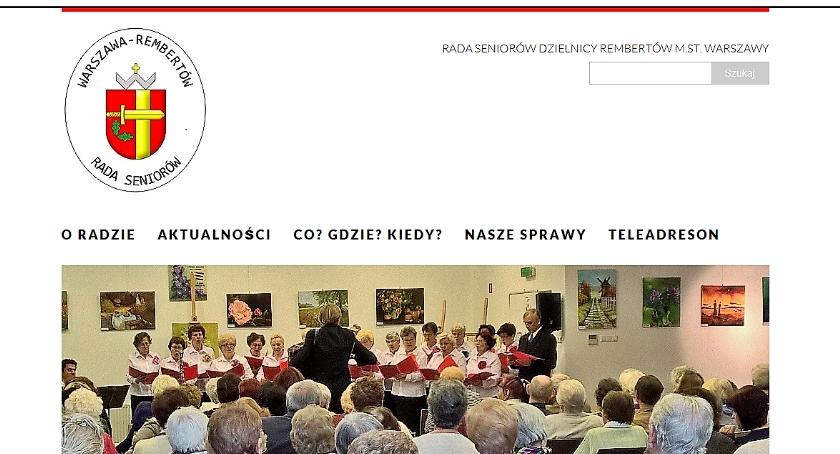 Opieka społeczna, SENIORZY SENIORACH CZYLI CYFROWO SPOŁECZNIE - zdjęcie, fotografia