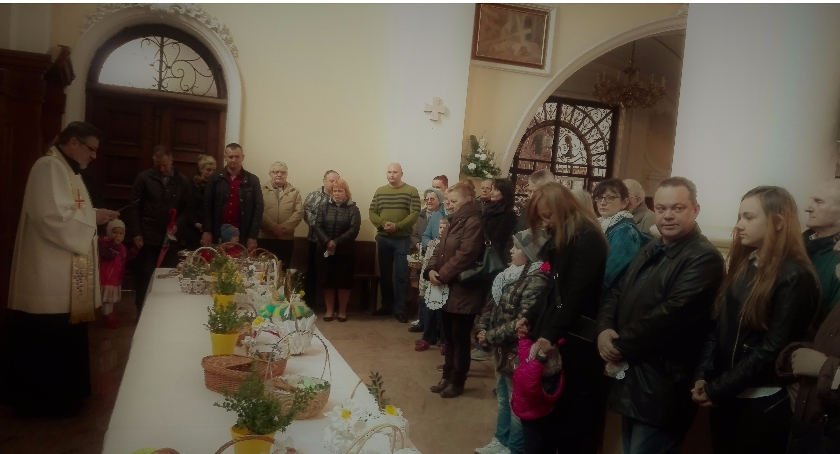 Religia, Rembertowskie święcone - zdjęcie, fotografia