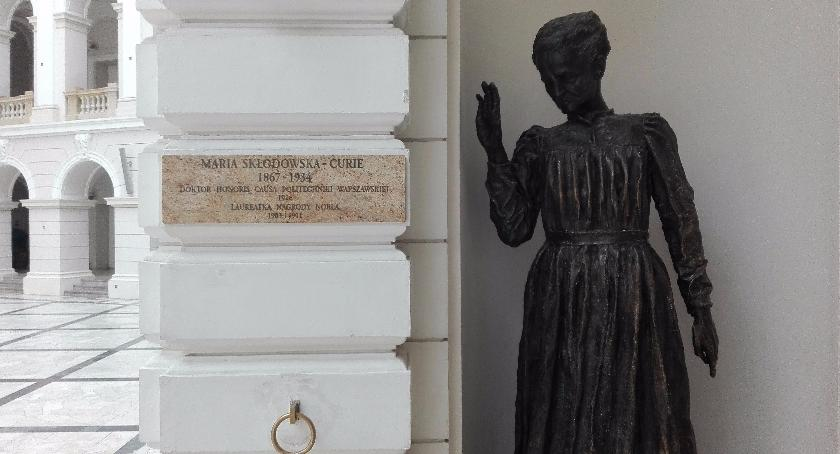 Edukacja i wychowanie, Maria Skłodowska Curie zaprasza - zdjęcie, fotografia