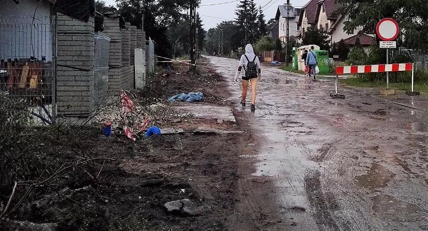 Inwestycje, Kiedy zakończy remont Paderewskiego - zdjęcie, fotografia