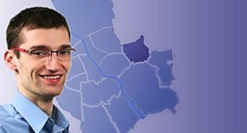 Urząd dzielnicy, zastępca burmistrza Rembertowie - zdjęcie, fotografia