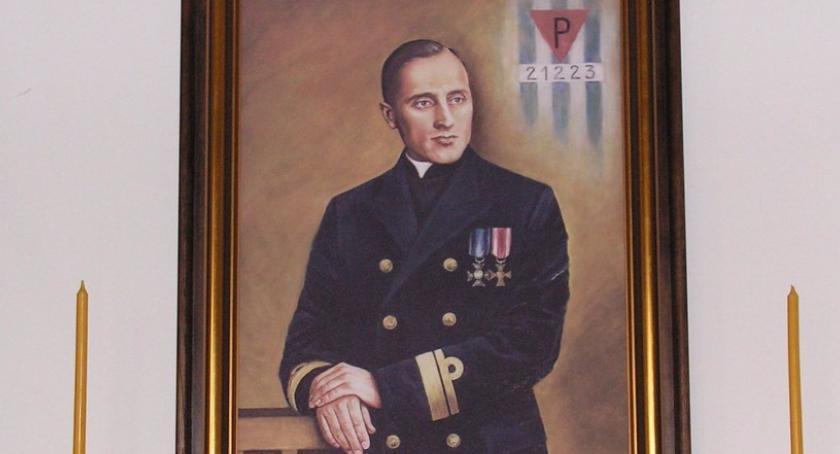Historia, Pierwszy kapelan polskiej Marynarki Wojennej - zdjęcie, fotografia