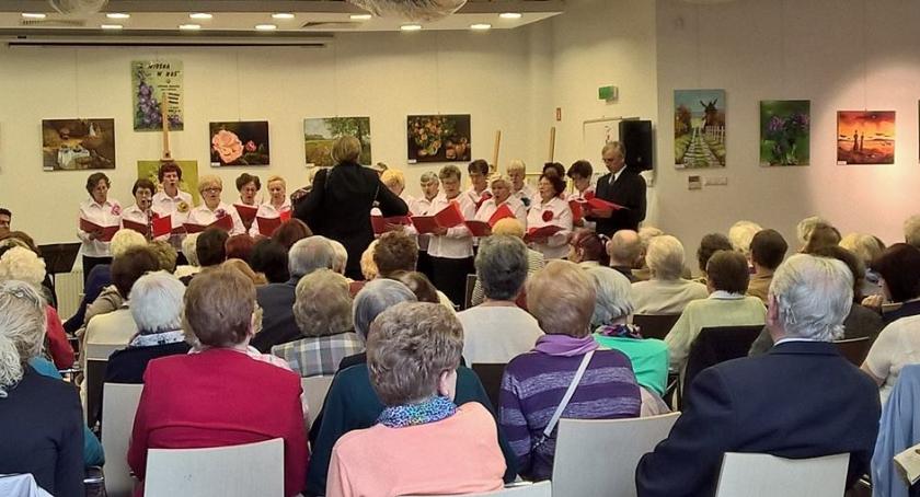 Seniorzy, Rembertowska Seniorów skład - zdjęcie, fotografia