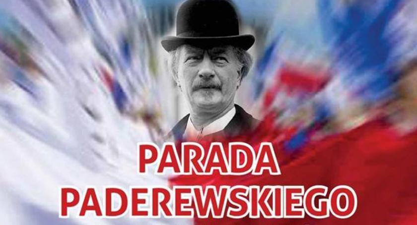 Imprezy, Parada Paderewskiego czerwcu Rembertowie - zdjęcie, fotografia