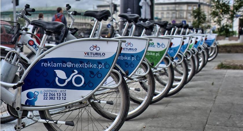 Rower, Koniec zimowej przerwy Veturilo! - zdjęcie, fotografia