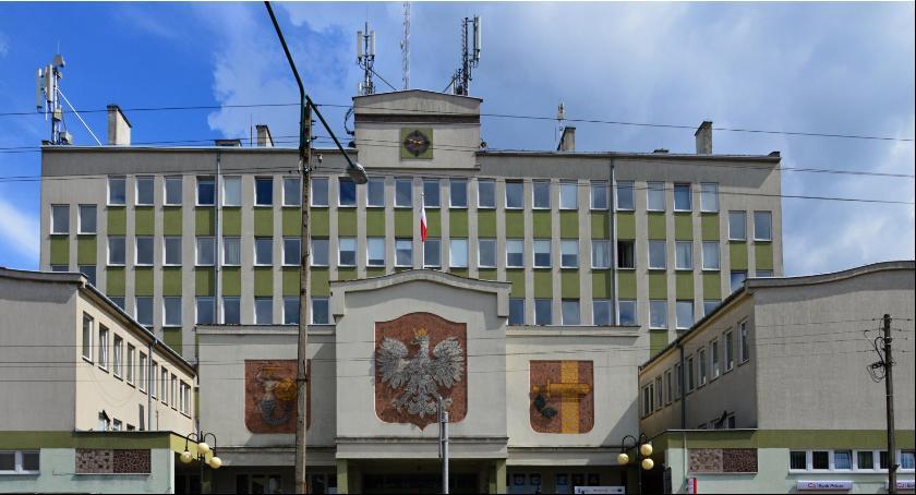 Urząd dzielnicy, sesja Dzielnicy Rembertów marca - zdjęcie, fotografia