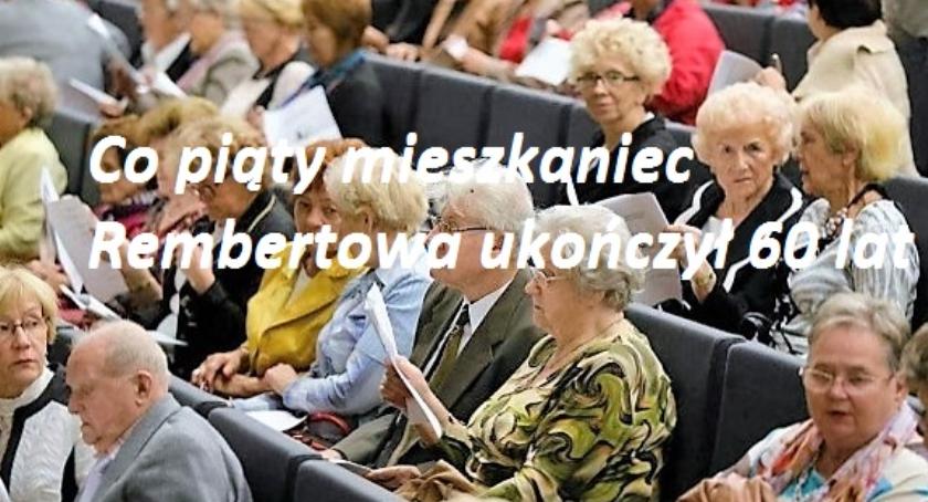 Seniorzy, Senioralny Rembertów - zdjęcie, fotografia
