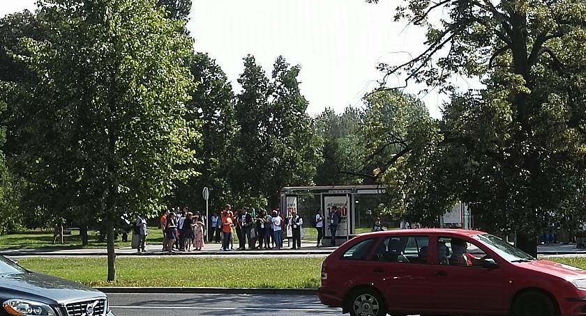 Interwencje, Skandal ulicach Warszawy - zdjęcie, fotografia