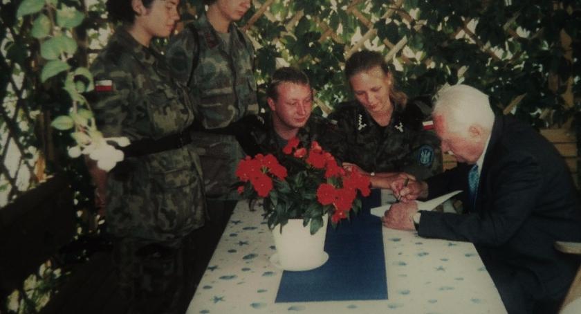 Historia, Rembertowska kolekcja fotografii prezydenta Ryszarda Kaczorowskiego - zdjęcie, fotografia