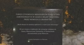 Pamiętajmy o żydowskiej społeczności Rembertowa. Dzisiaj Międzynarodowy Dzień Pamięci o ofiarach Hol