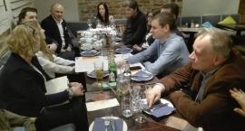 Spotkanie wydawców