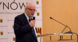 Lech Królikowski - doradca i współpracownik Mazowieckiej Wspólnoty Samorządowej.