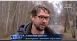 """O Rembertowie, tunelu, ścieżkach rowerowych – Aleksander Lesiński w wywiadzie dla """"Samorządności"""""""