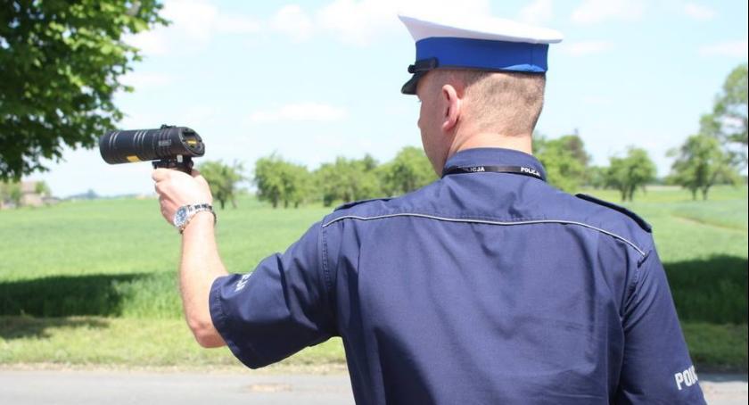 Kronika kryminalna, Uciekał przed policją - zdjęcie, fotografia