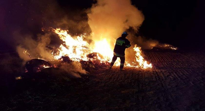Pożary, Grasują podpalacze! - zdjęcie, fotografia