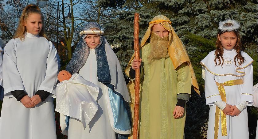 Wydarzenia lokalne, Mieszkańcy uczcili Trzech Króli - zdjęcie, fotografia