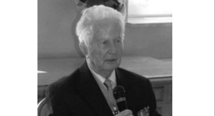 Postaci, Ostatnie pożegnanie Janusza Przemieckiego - zdjęcie, fotografia