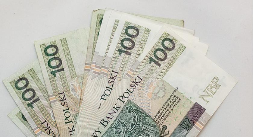 Finanse, Rolnicy boją pieniądze - zdjęcie, fotografia