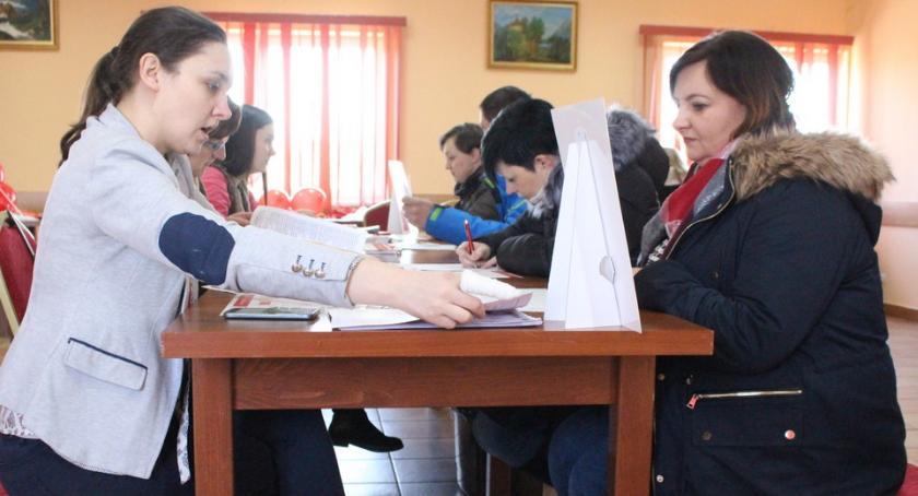Akcja charytatywna, Włączyli pomoc - zdjęcie, fotografia