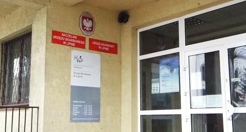 Samorząd Powiatowy, Lipnowski Urząd Skarbowy pomoże rozliczyć - zdjęcie, fotografia