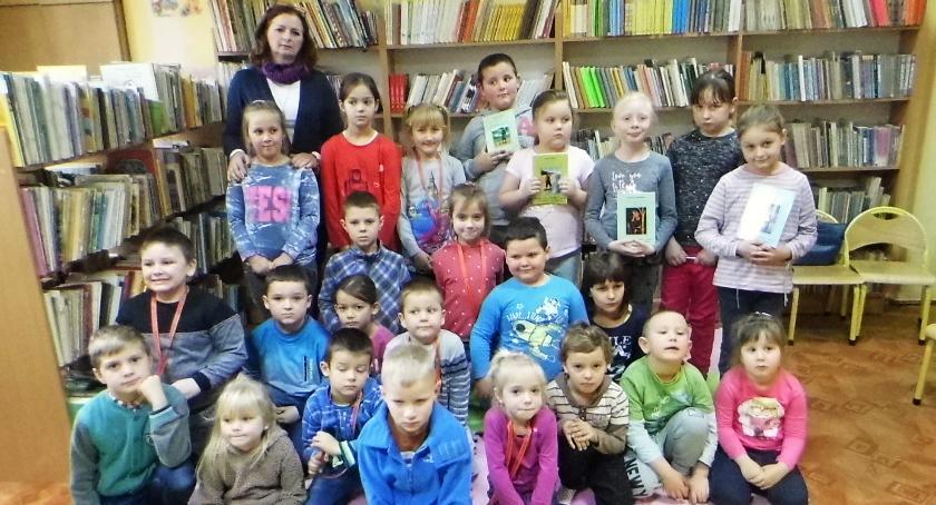 Biblioteki, Tydzień biblioteką Lipnie - zdjęcie, fotografia