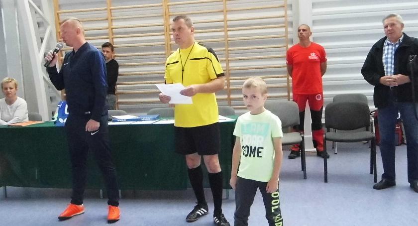 Piłka nożna, Pucharem Przewodniczącego - zdjęcie, fotografia