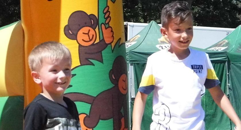 Wydarzenia lokalne, Rycerski dzień dziecka - zdjęcie, fotografia