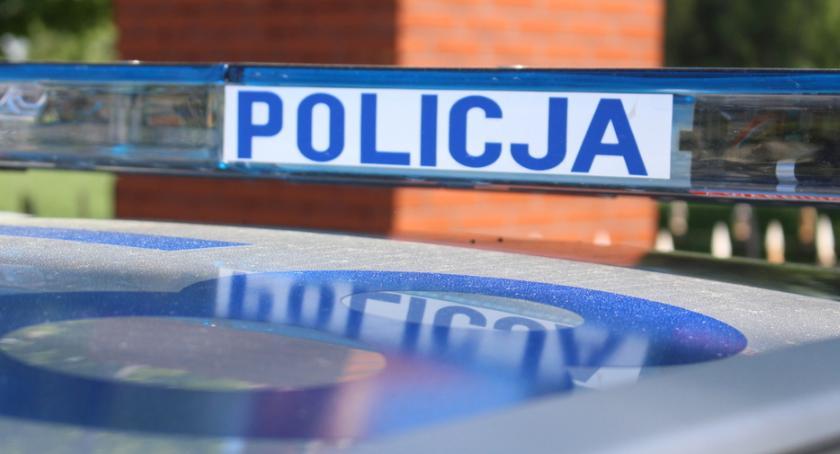 Kronika kryminalna, dzieckiem pijanemu prawka - zdjęcie, fotografia
