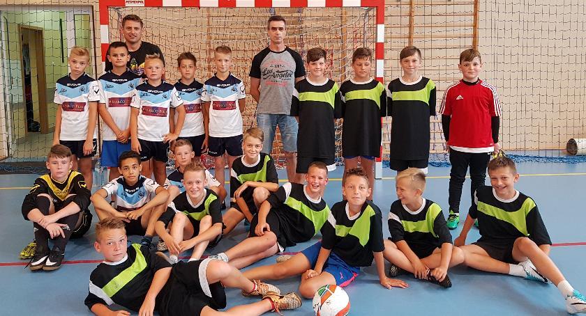 Piłka nożna, Kikół ograł Wielgie - zdjęcie, fotografia