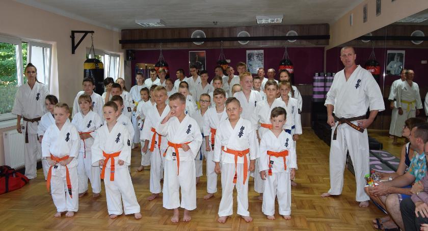 Sztuki walki, Karatecy udanym sezonie - zdjęcie, fotografia