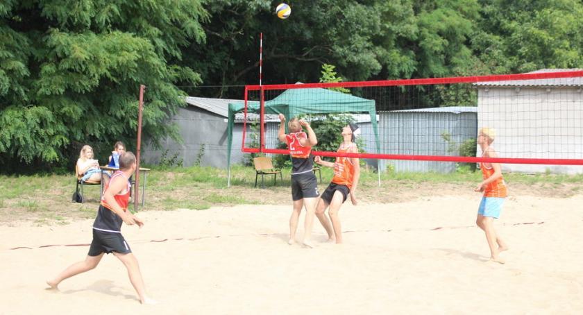 Siatkówka, Volley Chalin wchodzi - zdjęcie, fotografia