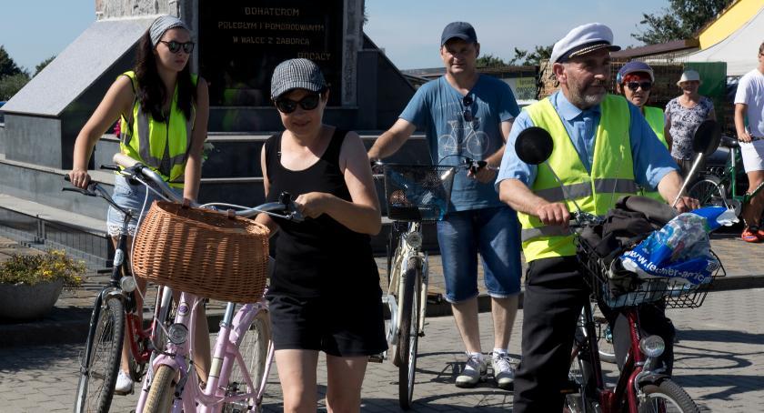 Wydarzenia lokalne, Wszyscy rowery - zdjęcie, fotografia