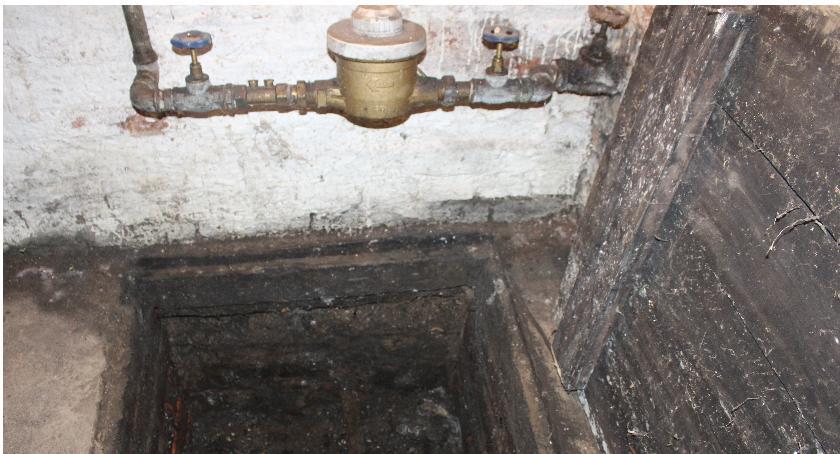 Interwencje, Dobrzyń Wisłą Narzekają zalewane piwnice - zdjęcie, fotografia