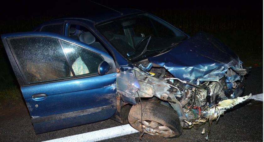 Wypadki, Śmiertelny wypadek - zdjęcie, fotografia