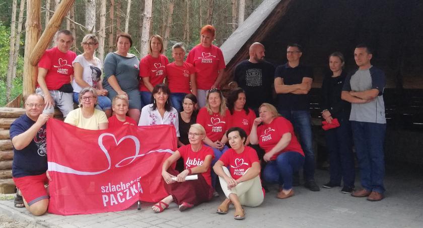 Akcja charytatywna, Szlachetna Paczka gminie Kikół wystartowała - zdjęcie, fotografia
