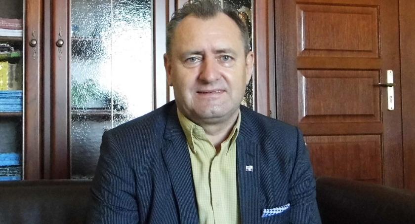 Wywiady, Wciąż czuję niedosyt rozmowa Pawłem Banasikiem burmistrzem Lipna - zdjęcie, fotografia