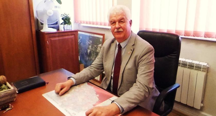 Wywiady, Wyznaczyłem kierunek działania rozmowa Piotrem Wojciechowskim burmistrzem Skępego - zdjęcie, fotografia