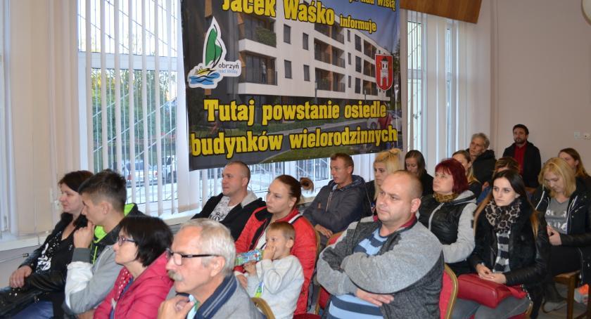 Inwestycje, Będą mieszkania Dobrzyniu Wisłą - zdjęcie, fotografia