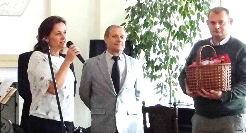 Stowarzyszenia i organizacje, Lipnie świętowali niewidomi - zdjęcie, fotografia
