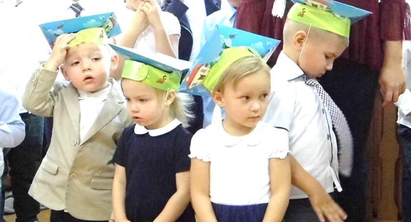 Edukacja, Przedszkolaki Skępego pełnią - zdjęcie, fotografia