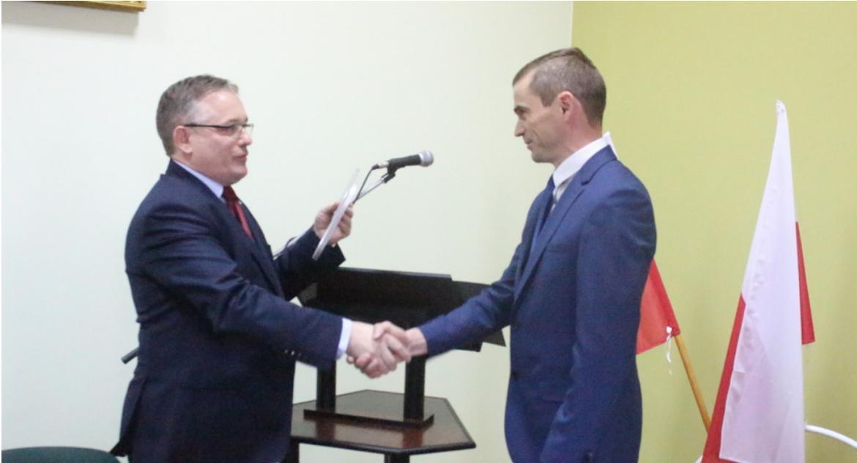 Rada miejska, Wiśniewski przejął władzę Dobrzyniu Wisłą - zdjęcie, fotografia