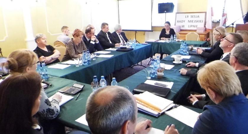 Rada miejska, Podatki Lipnie górę - zdjęcie, fotografia