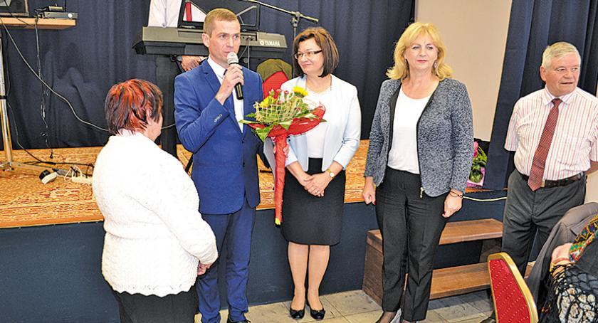 Stowarzyszenia i organizacje, Świętowali seniorzy - zdjęcie, fotografia