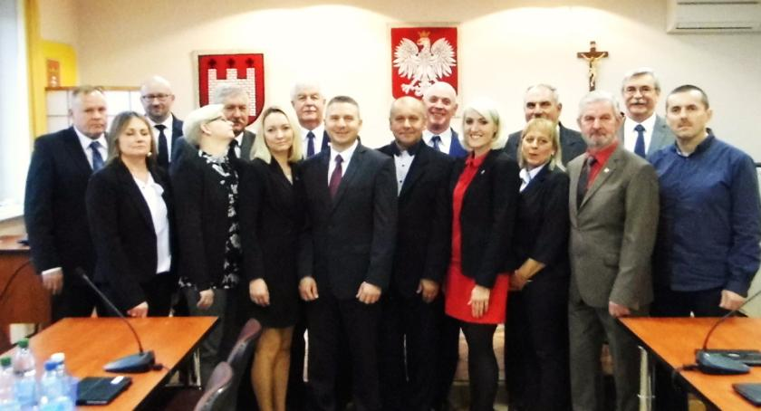 Samorządy Gminne, Kadencja współpracy pokory - zdjęcie, fotografia