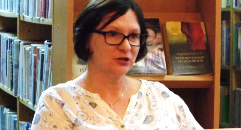 Biblioteki, Renata Czarnecka Pisanie było zawsze - zdjęcie, fotografia