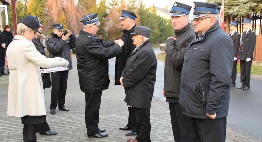 Stowarzyszenia i organizacje, Tłuchówko niesie pomoc pół wieku - zdjęcie, fotografia