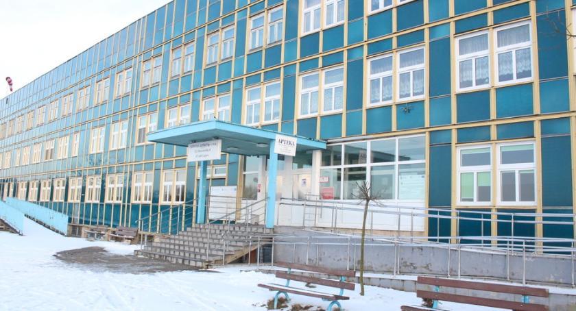 Samorząd Powiatowy, Najwięcej szpital - zdjęcie, fotografia