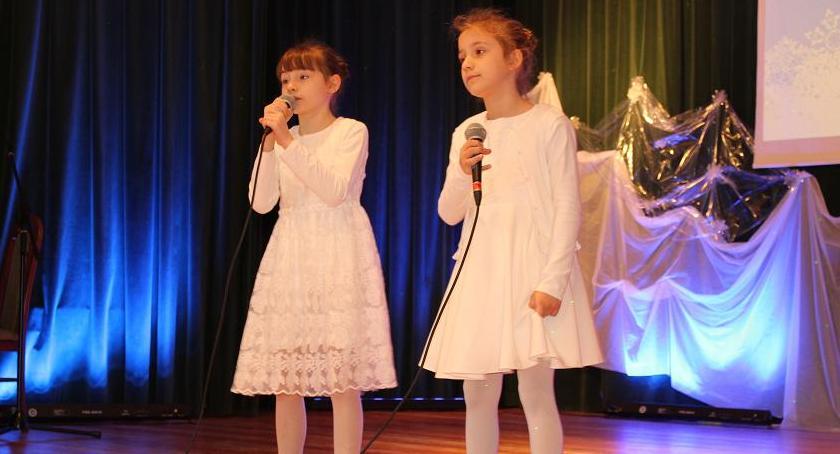 Wydarzenia lokalne, Zimowe śpiewanie piąty - zdjęcie, fotografia