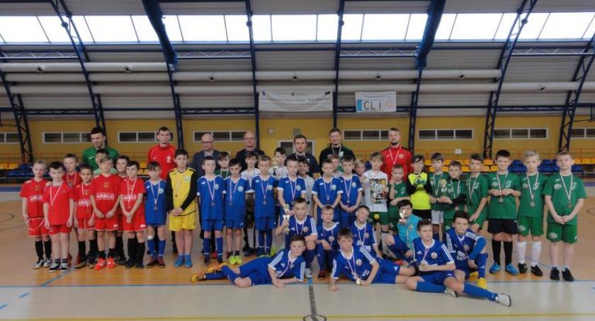 Piłka nożna, Dziecięce turnieje dobiegły końca - zdjęcie, fotografia