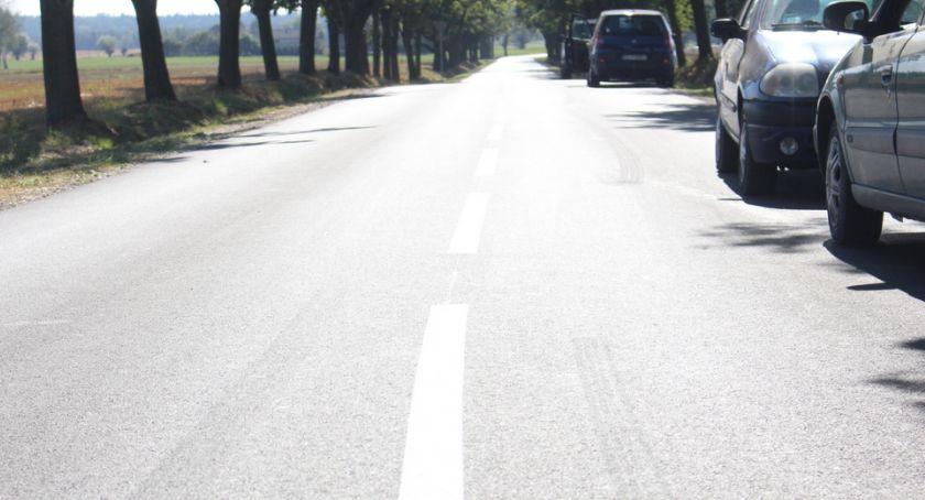 Inwestycje, Będzie remont drogi - zdjęcie, fotografia